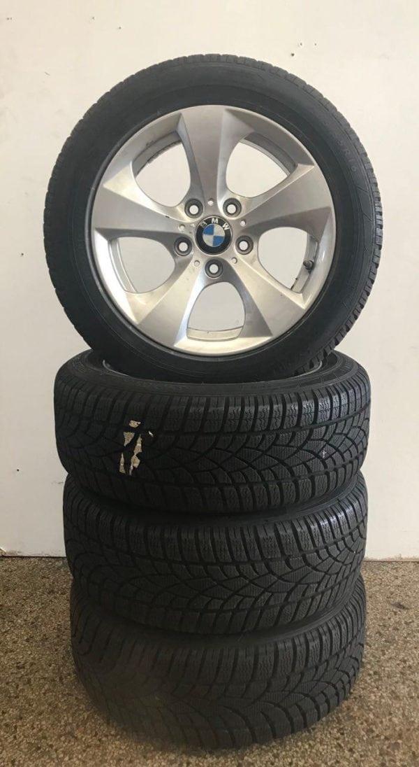 BMW 3 serie 16 inch velgen en banden