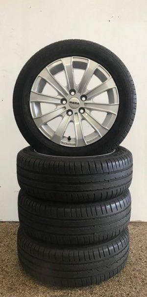 Skoda Volkswagen Seat - 15 inch velgen en banden